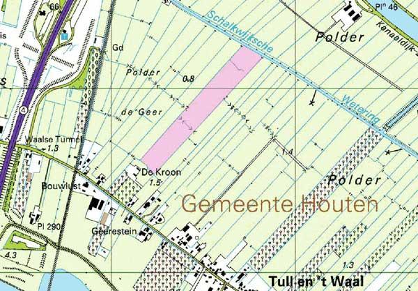Weidevogelreservaat-'t-Waal